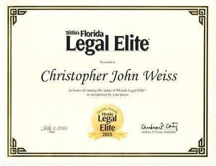 Florida Legal Elite 2015 Page 2