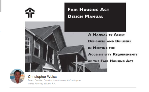 fair housing guidelines for apartments