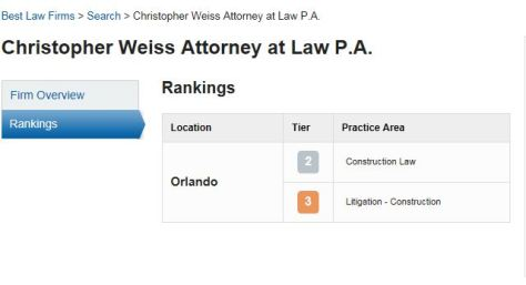 U.S. News - Best Law Firm